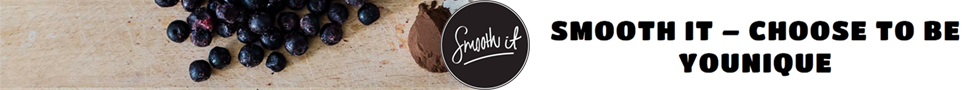 Smooth it: Smoothiet ja tuorepuristetut mehut